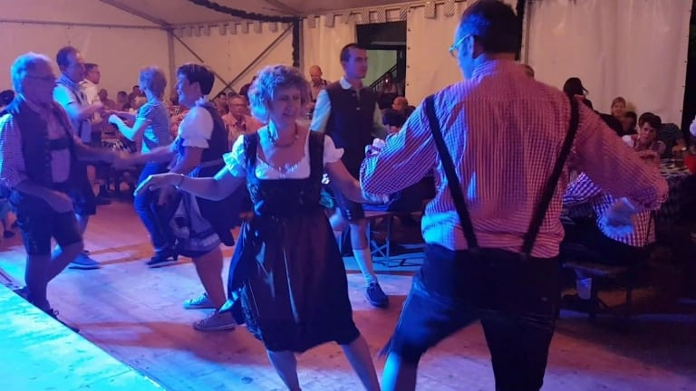 Da gings ab!! Oktoberfest in Sarmenstorf 2018